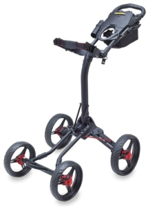 Bag Boy Quad Golf Push Cart