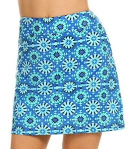 Ekouaer Women's Active Performance Skort Lightweight Skirt