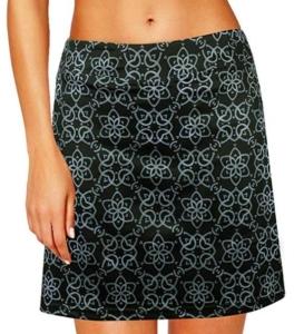 Oyamiki Women's Active Athletic Skort Lightweight Tennis Skirt