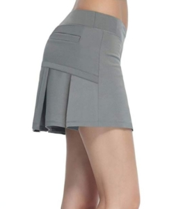 Women's Workout Active Skorts Sports Tennis Golf Skirt Built-in Shorts Casual Workout Clothes Athletic Yoga Apparel